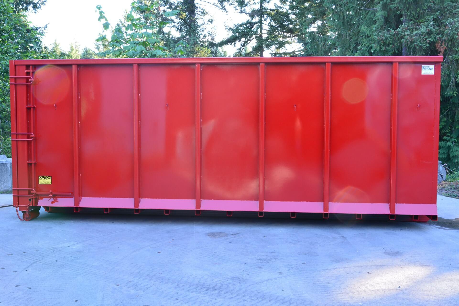 20 Cubic Yard Dumpster-Colorado's Premier Dumpster Rental Services