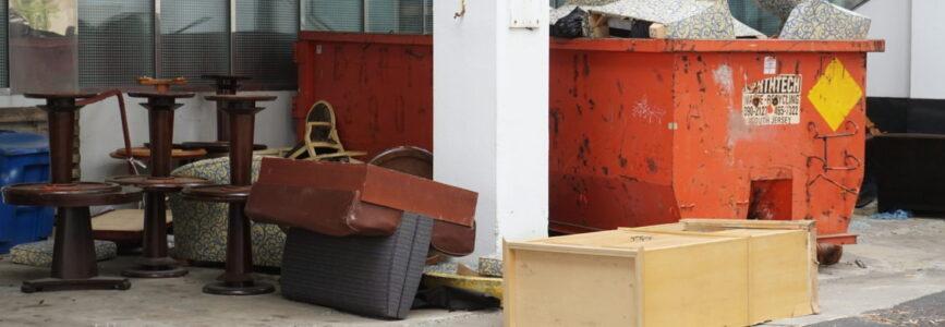Asbestos Abatement Dumpster Services-Colorado's Premier Dumpster Rental Services