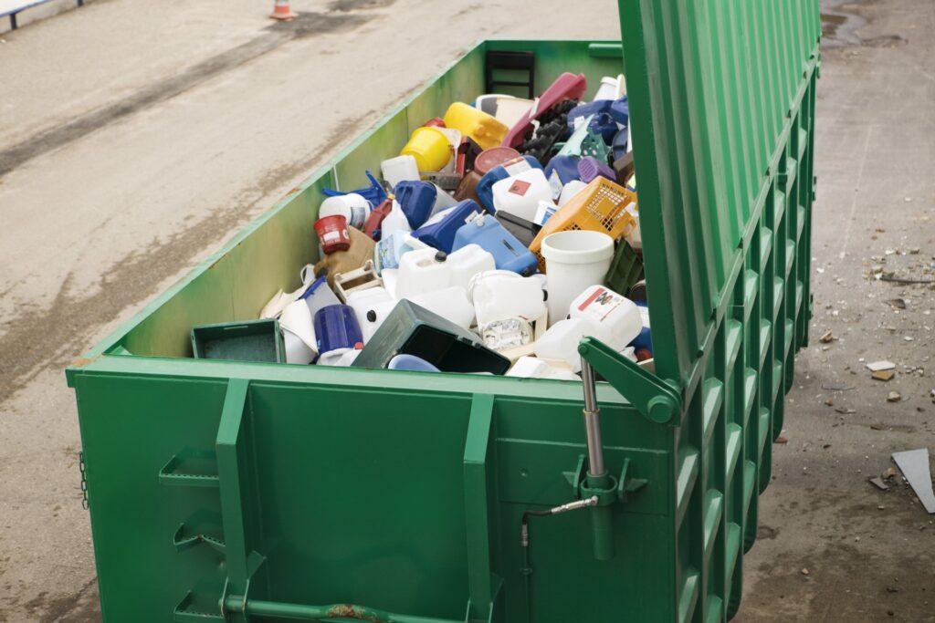 Bathroom Remodel Dumpster Services-Colorado's Premier Dumpster Rental Services