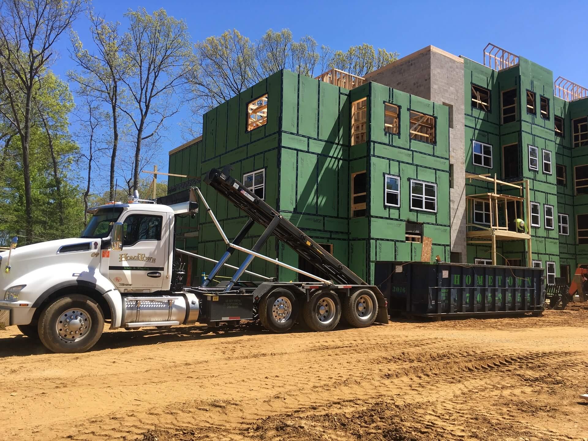 Commercial Demolition Dumpster Services-Colorado's Premier Dumpster Rental Services