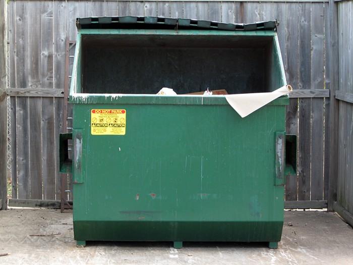 Decluttering Home Dumpster Services-Colorado's Premier Dumpster Rental Services
