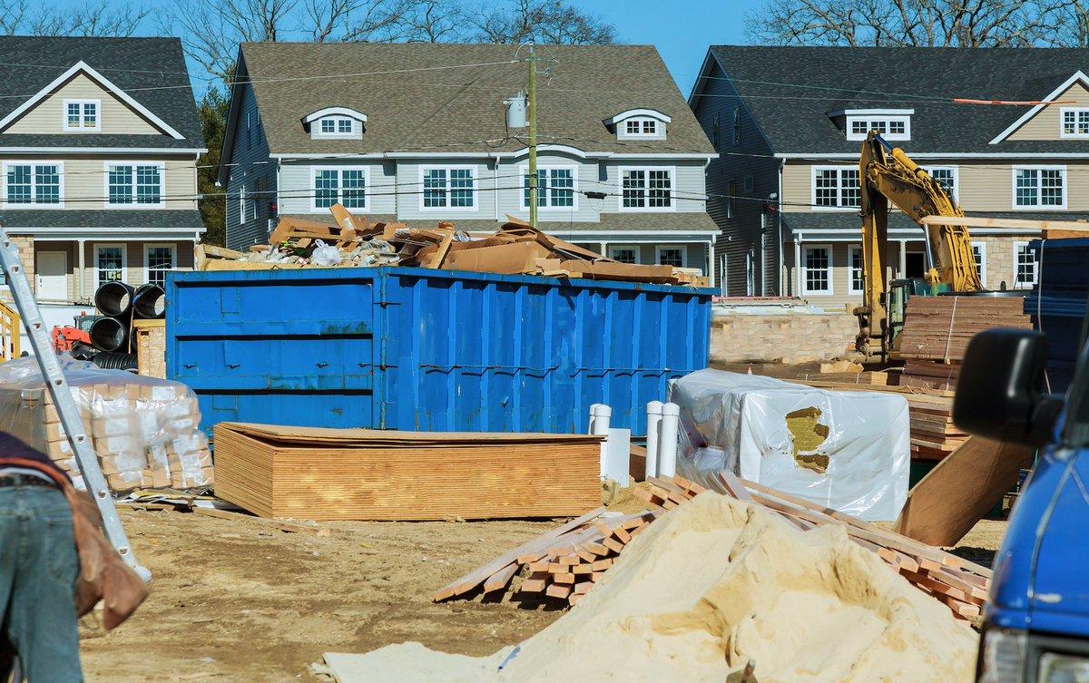 Demolition Removal Dumpster Services-Colorado's Premier Dumpster Rental Services