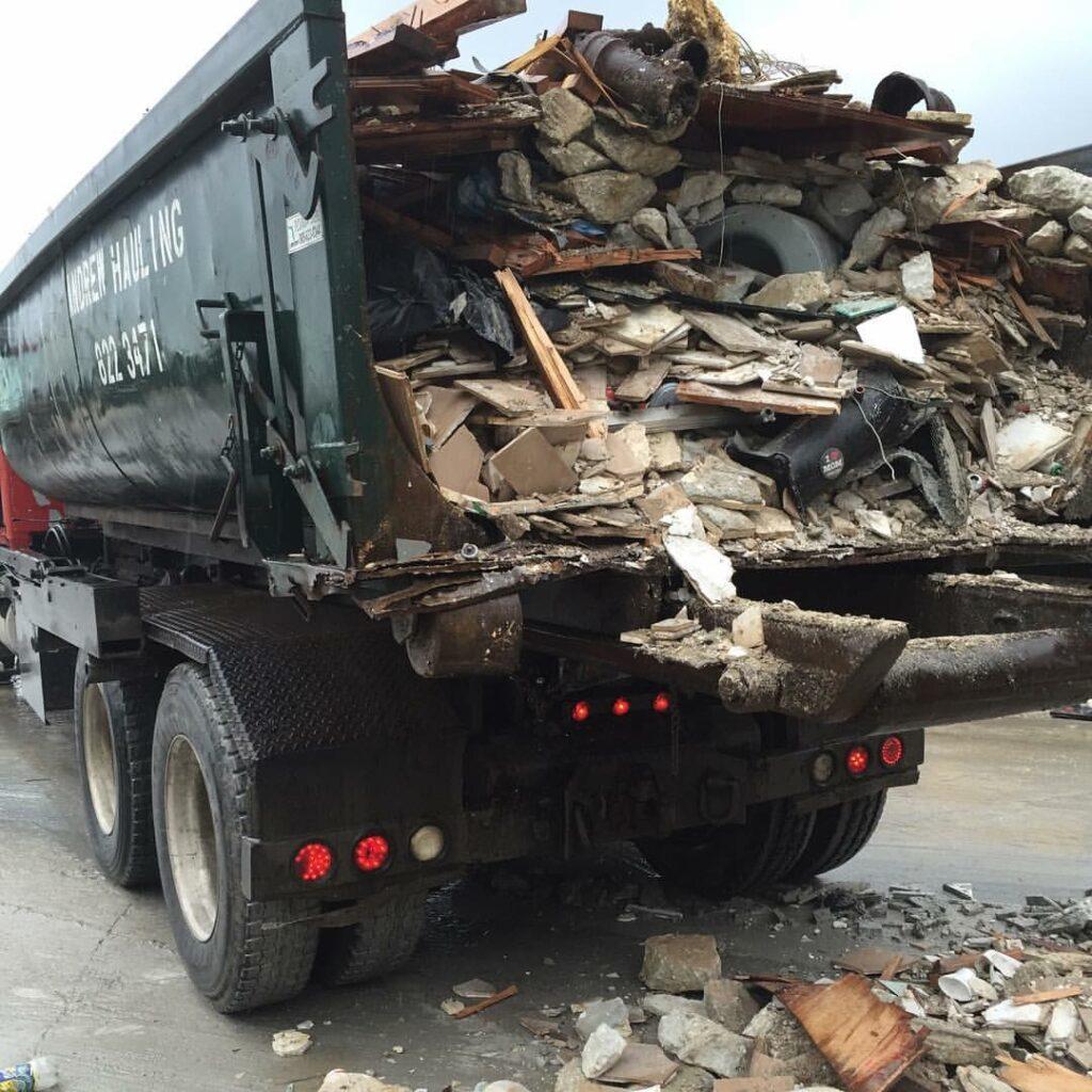 Demolition Waste Dumpster Services-Colorado's Premier Dumpster Rental Services