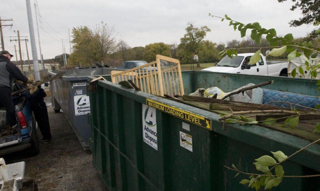 Dumpster Cleanup Services-Colorado's Premier Dumpster Rental Services