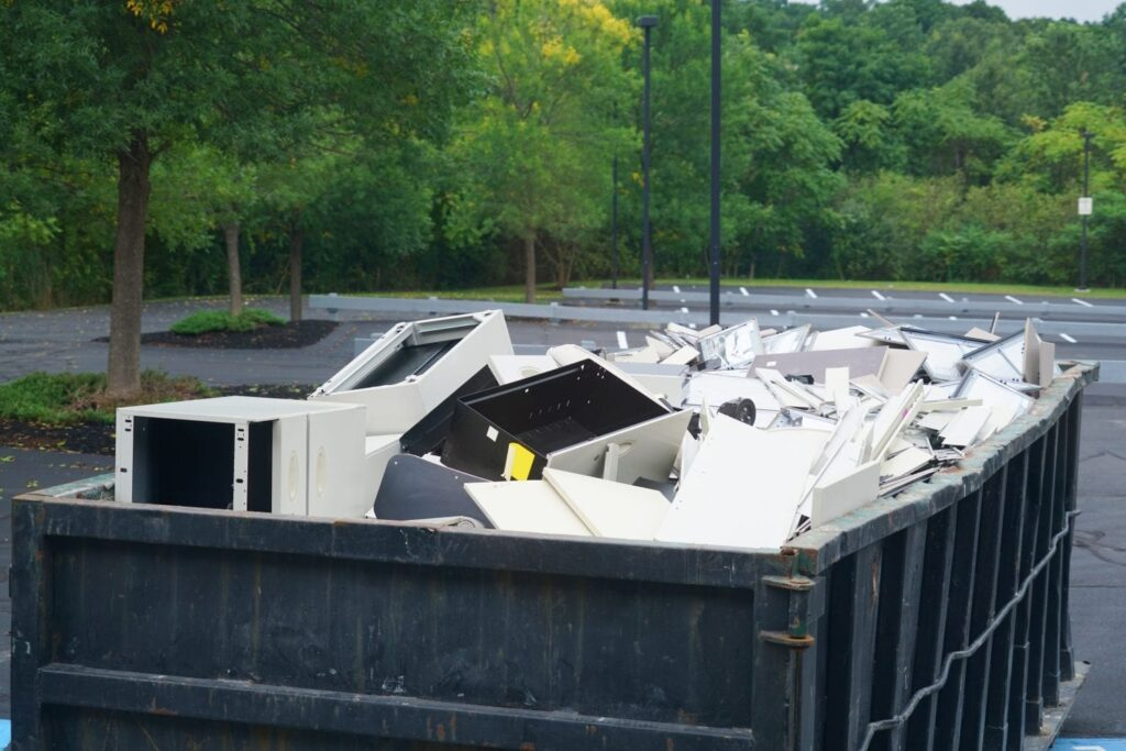Large Residential Projects Dumpster Services-Colorado's Premier Dumpster Rental Services