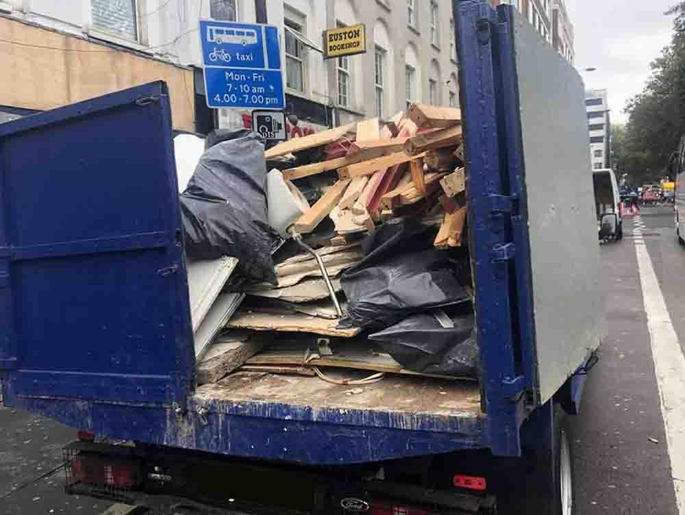 Light Demolition Dumpster Services-Colorado's Premier Dumpster Rental Services