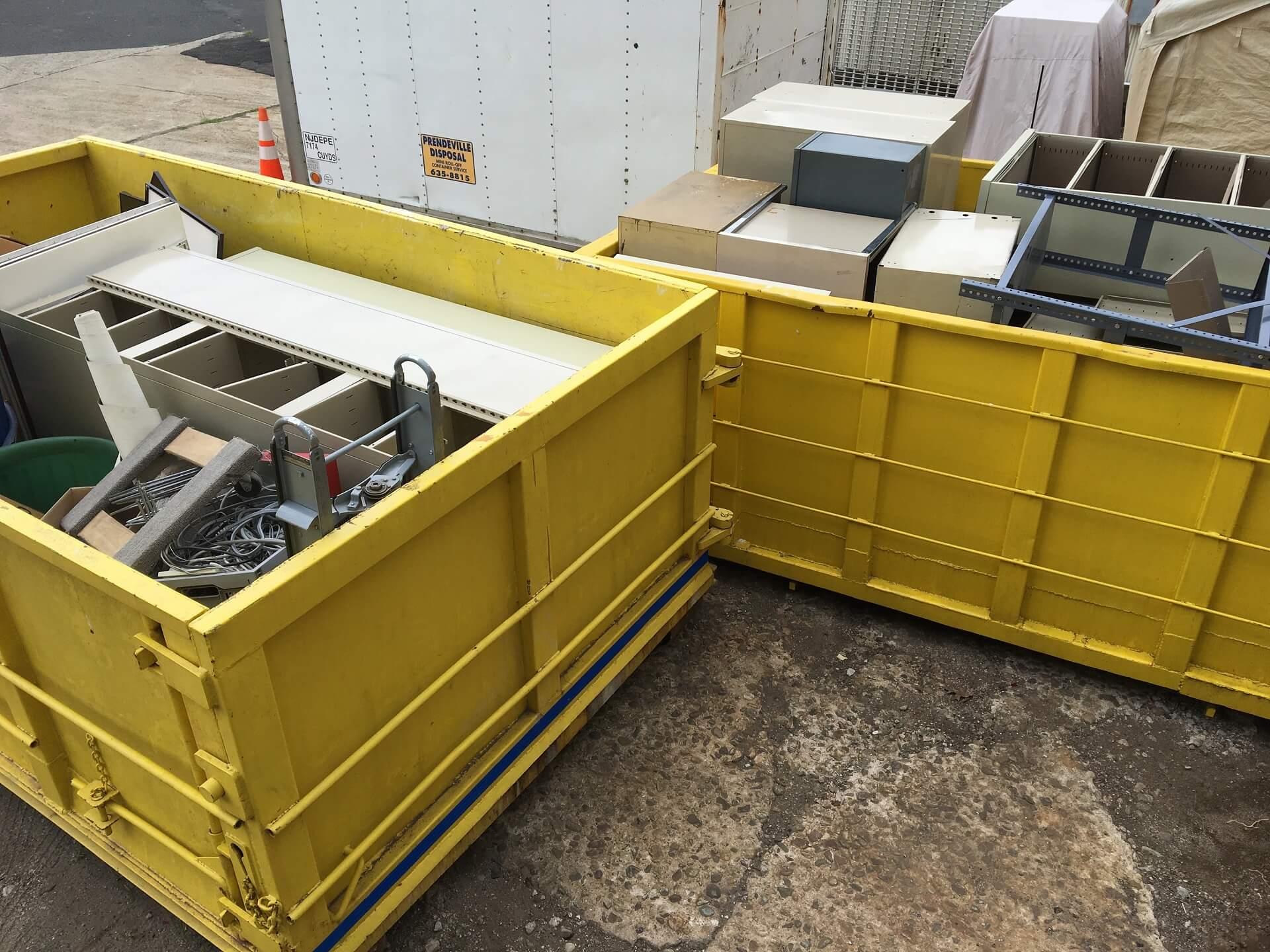 Office Clean Out Dumpster Services-Colorado's Premier Dumpster Rental Services