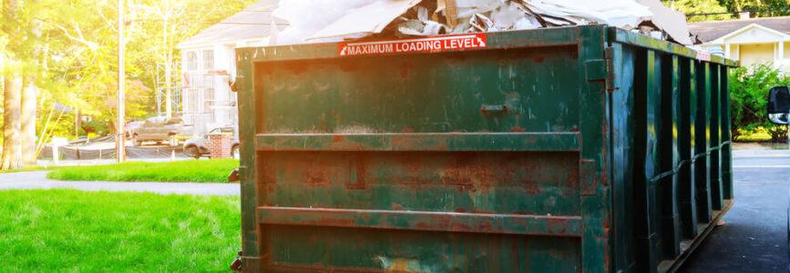 Property Cleanup Dumpster Services-Colorado's Premier Dumpster Rental Services