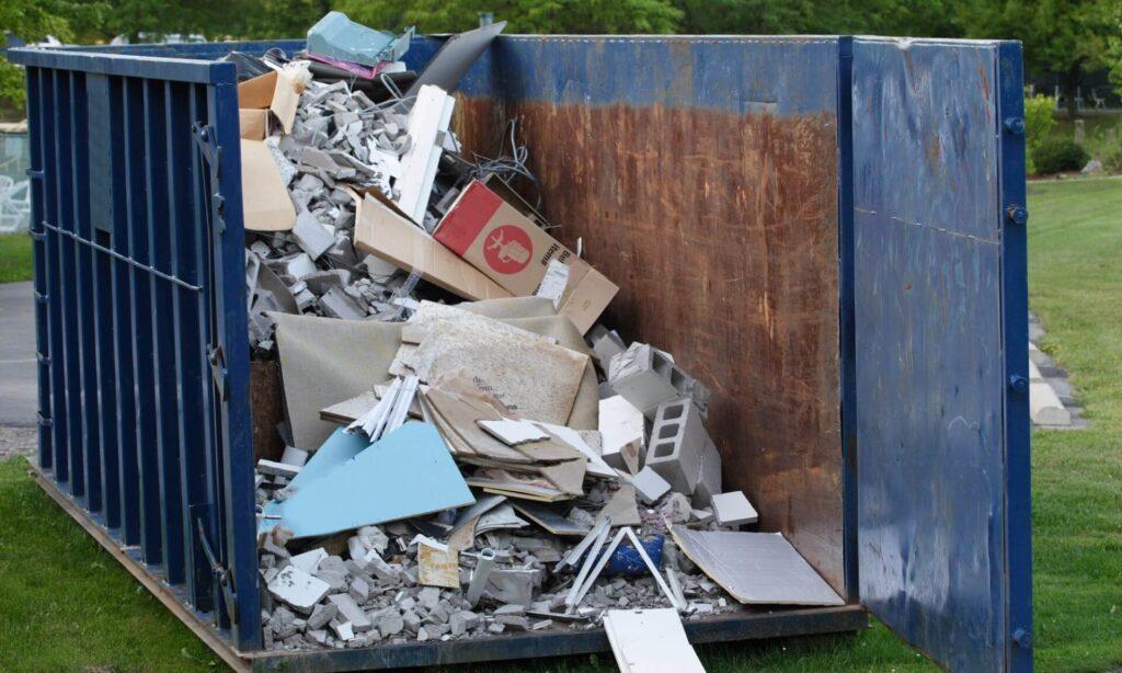 Spring Cleaning Dumpster Services-Colorado's Premier Dumpster Rental Services