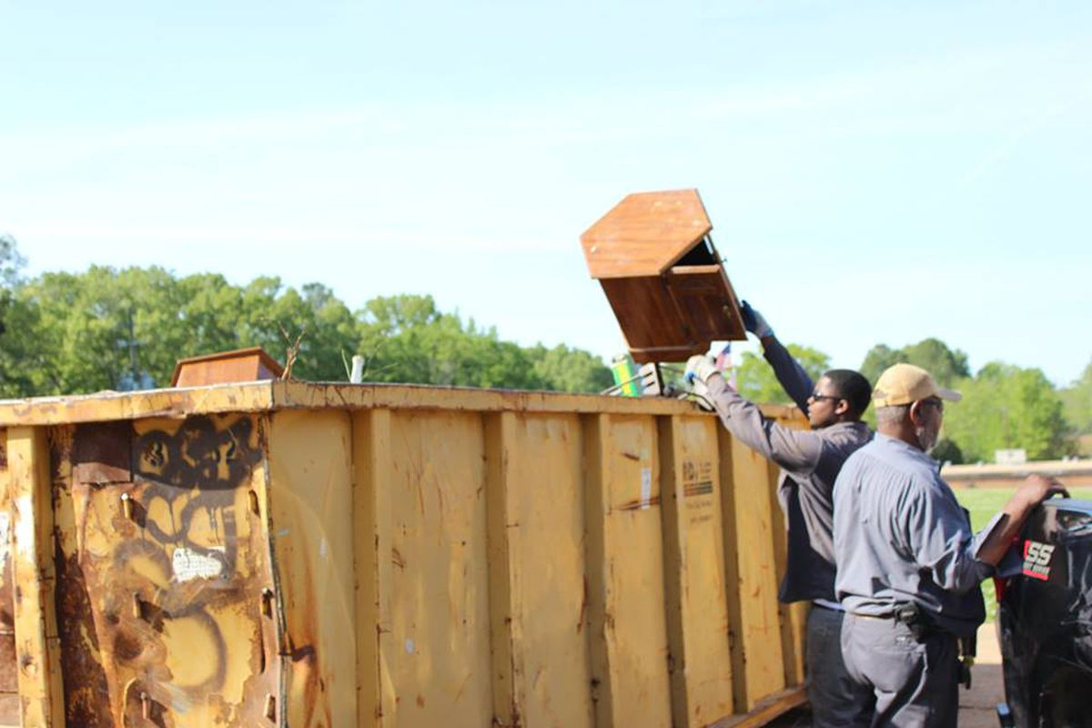 Storm Cleanup Dumpster Services-Colorado's Premier Dumpster Rental Services