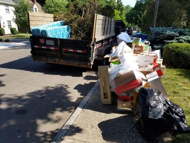 Whole House Clean Out Dumpster Services-Colorado's Premier Dumpster Rental Services
